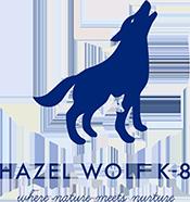Hazel Wolf K8 logo